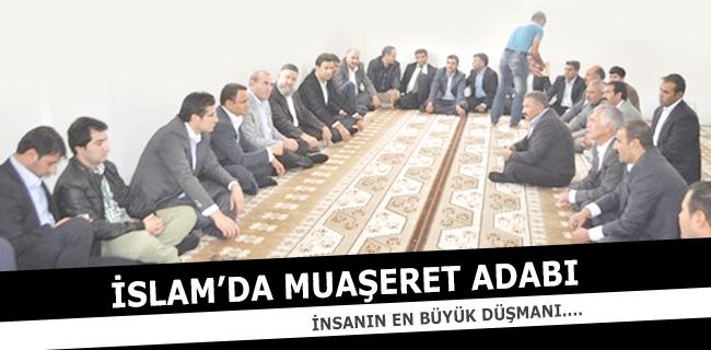 Mua�eret Adab�
