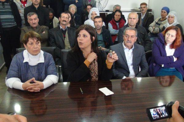 PKK`lilerin kap�lar�na b�rak�lan mermilerle ilgili a��klama