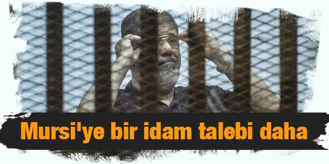 Mursi`ye bir idam talebi daha