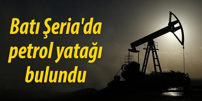 Bat� �eria`da petrol yata�� bulundu