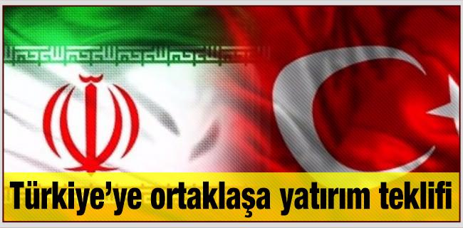 �ran`dan T�rkiye`ye ortakl�k teklifi!