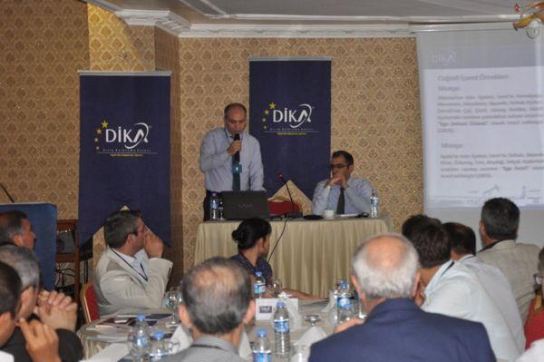 'Bölge Coğrafi İşaretler Projesi' tanıtıldı