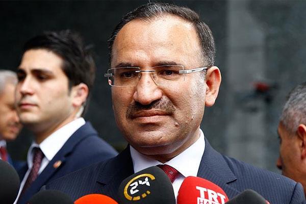 Adalet Bakanı Bozdağ: AB Türkiye'ye ayar veremez
