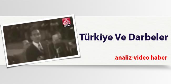 T�rkiye Ve Darbeler