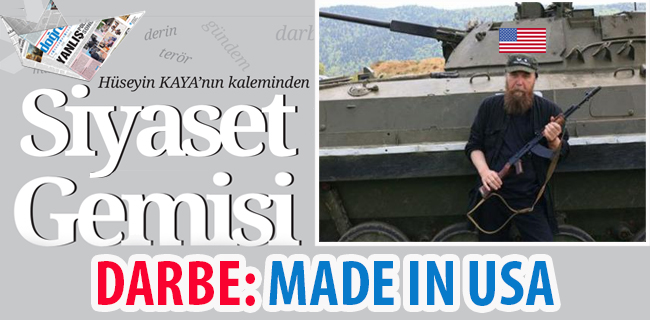 DARBE: MADE IN USA