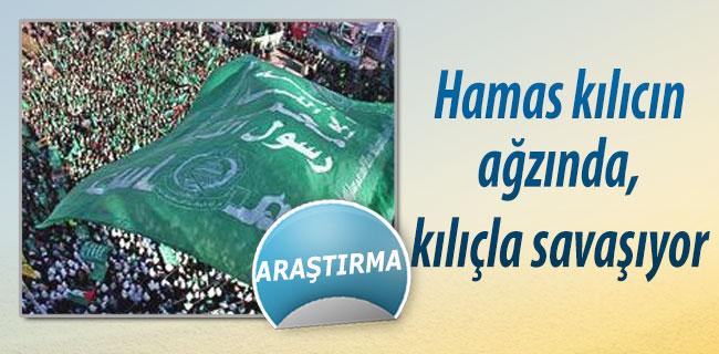 Hamas K�l�c�n A�z�nda K�l��la Sava��yor