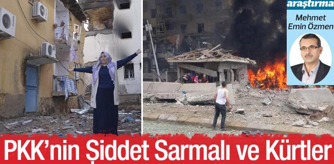 PKK`nin �iddet Sarmal� ve K�rtler