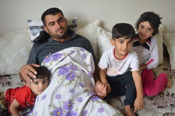 Cizre`deki sald�r�da yaralanan G�z�ng� ya�ananlar� anlatt�