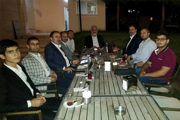 Yap�c�o�lu, L�bnan Tevhid Hareketi lideri Bilal �aban`� a��rlad�