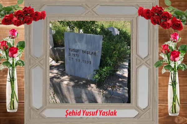 Şehid Yusuf Yaslak