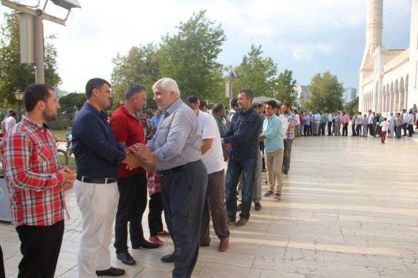 Peygamber Sevdal�lar� Adana Merkez Camii`nde bayramla�t�