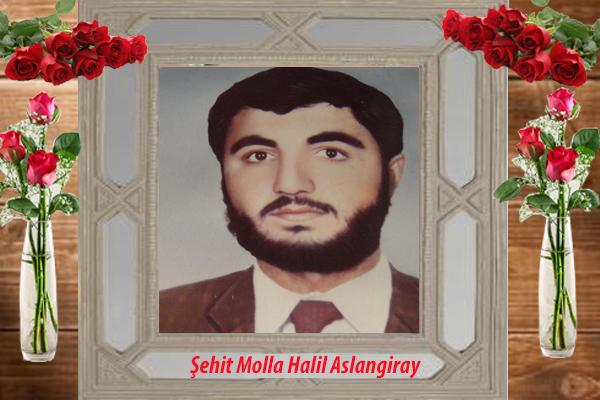 Şehit Molla Halil Aslangiray
