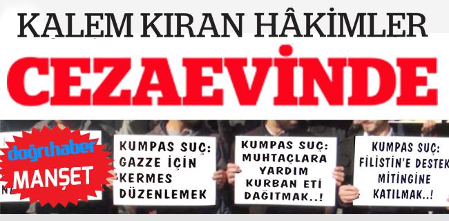 KALEM KIRAN  H�K�MLER  CEZAEV�NDE