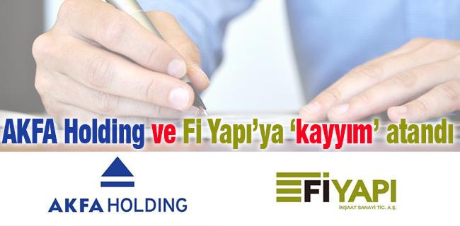 AKFA Holding`e ba�l� �irketler ile Fi Yap�`ya `kayy�m` atand�