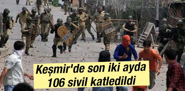 Ke�mir`de son iki ayda 106 sivil katledildi