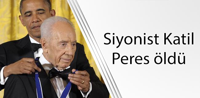 Siyonist Peres �ld�