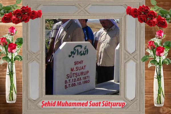 Şehid Muhammed Suat Sütşurup