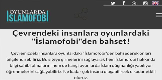İslamofobi içerikli dijital oyunlar için ihbar hattı kuruldu