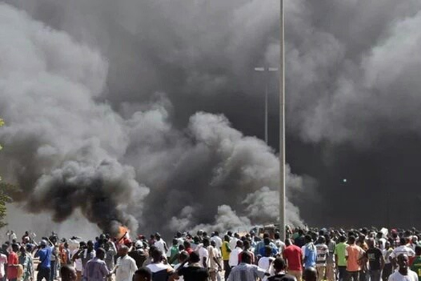 Gaz dolum merkezinde facia: 100 ölü