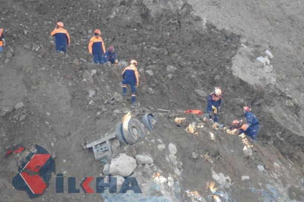 Another body has been found under the landslide