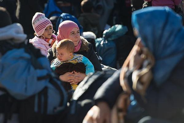 AB'de sığınmacılara yönelik suçlarda artış