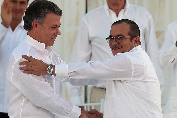 Kolombiya ile FARC yeni barış anlaşması imzalıyor