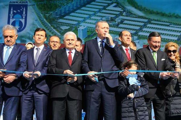 Ankara`da Avrupa`nın en büyük otomotiv merkezi Otonomi açıldı