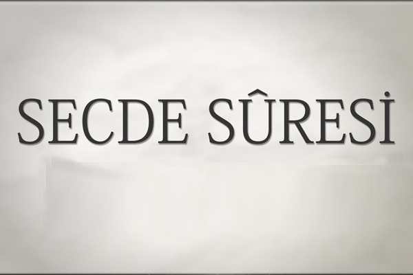 Secde Suresi