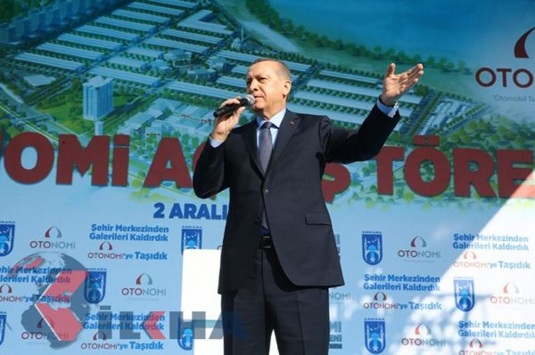 Serokkomar Erdogan: Diwîzên xwe bizivirînin zêr û TLyan