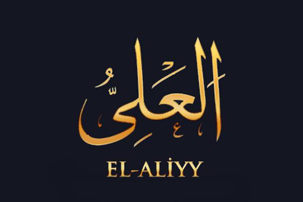 EL-ALİYY(C.C.)