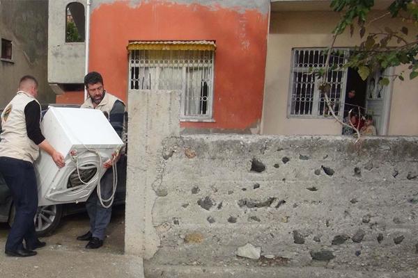 OSİYAD 100 aileye çeşitli yardımlarda bulundu