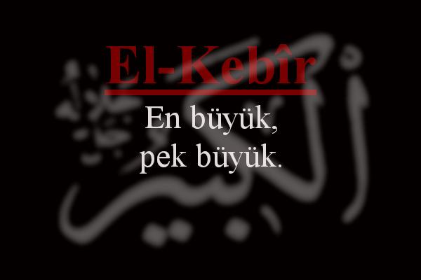 El - Kebir