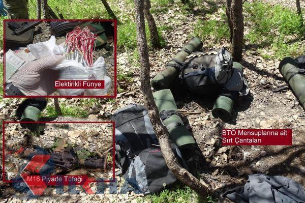 Li Diyarbekirê 6 PKKyî hatin kuştin