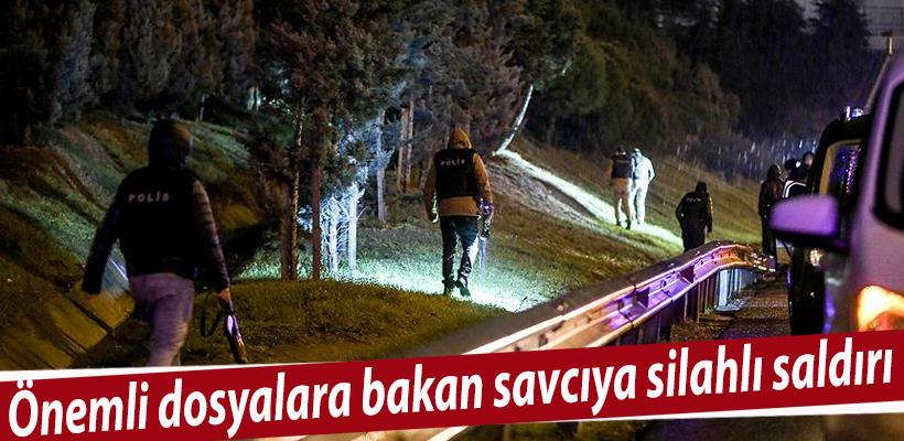 MİT tırları davasına bakan savcıya silahlı saldırı
