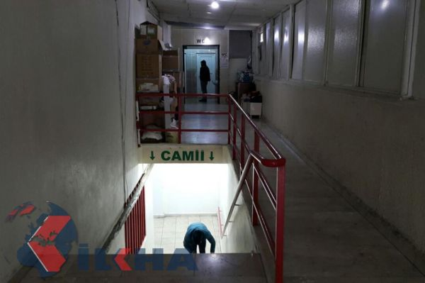 Mosques should not be confined to basement floors