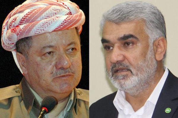 Yapıcıoğlu`dan Barzani`ye taziye telefonu
