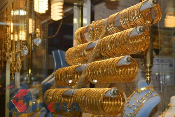Gold sales increased against dollar