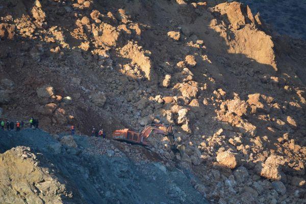 Maden ocağında bir işçinin cesedine ulaşıldı