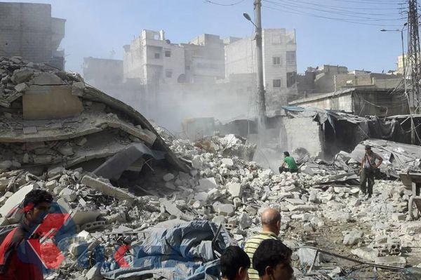 Syria issue discusses in Paris