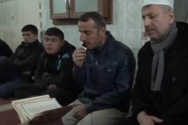 Mardinliler Mevlid Kandilini camilerde ihya etti