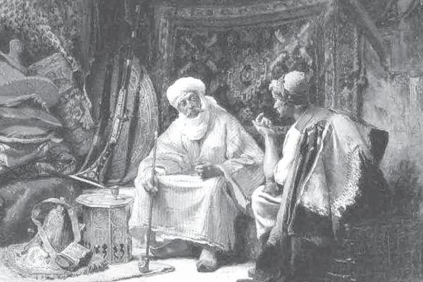 Rum Sultanı ve Bilge Hikâyesi