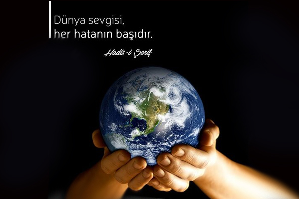 Dünya Sevgisine Dair
