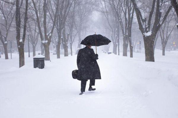 Karlı havalarda düşmeden yürümenin püf noktaları