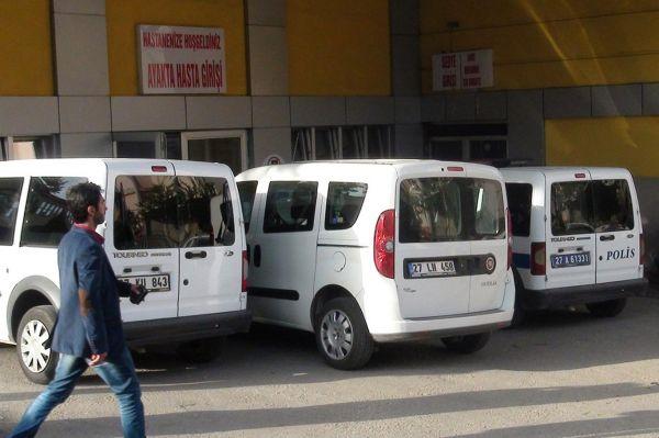 Gaziantep`te silahlı kavga: 1 ölü