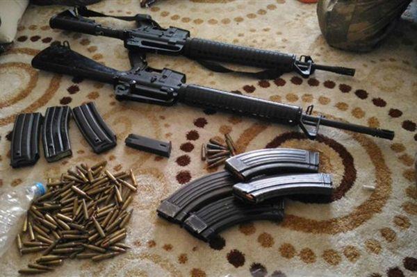 PKK operasyonlarında 10 gözaltı