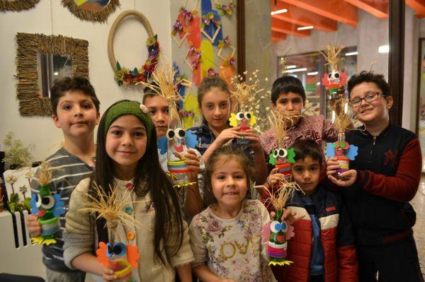 Çocukların kültüre ve sanata olan ilgilerine katkı