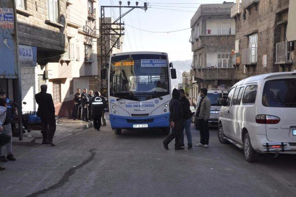 Otobüsün çarptığı Suriyeli çocuk hayatını kaybetti