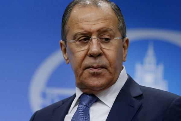 Lavrov: kimyasal saldırı tezgah