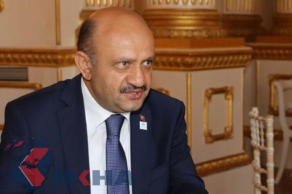 Almost all of El Bab is now under control: Minister Işık