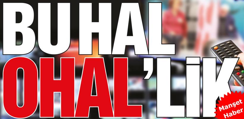 BU HAL OHAL`LİK